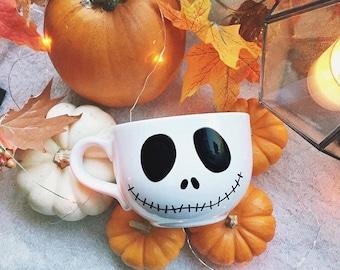 Jack Skellington / Halloween / Pumpkin King Mug