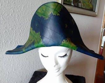 Bicorne Sea map hat
