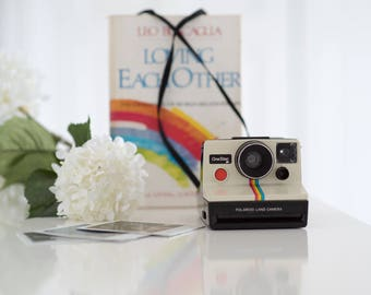 Polaroid One Step Vintage  Instant Film Camera