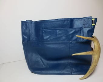 Recycled Leather Totebag
