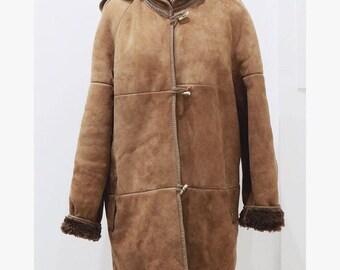 Sheepskin Original shearling Camel