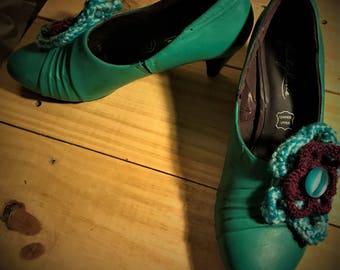 Cute funky heels