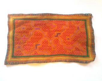 Shipibo towel 32 x 19 cm