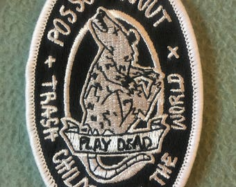 Possum Scout Patch