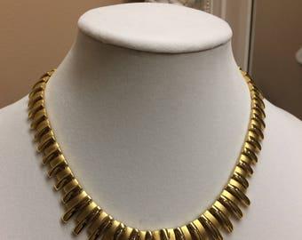 Sleek Vintage Necklace