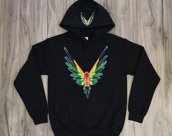 Logang logan paul Maverick hoodie