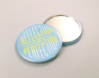 Pocket Mirror - Reflection Perfection