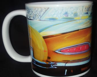 Lowrider 59 Impala 11 oz Coffee Mug Cup