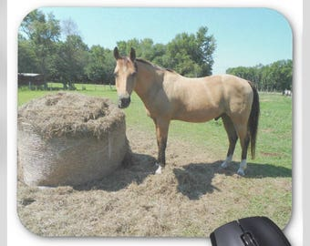 Horse Mousepad - Mystic the Horse - Mouse Pad