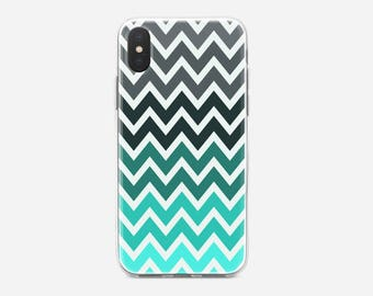 iPhone X Case Chevron - iPhone 7 Plus Case - iPhone 8 Case - iPhone 8 Plu Case - iPhone 6 Case- iPhone SE Case - iPhone 7 Case - KT001