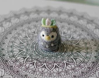OWL spirit TOTEM