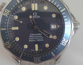 Omega seamaster - automatic
