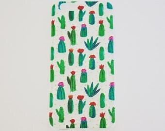 Cactus Style iPhone Case