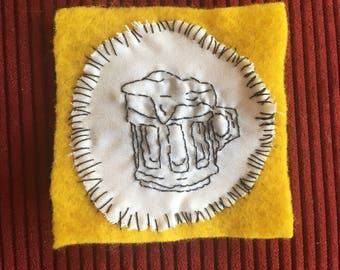 Beer stein patch