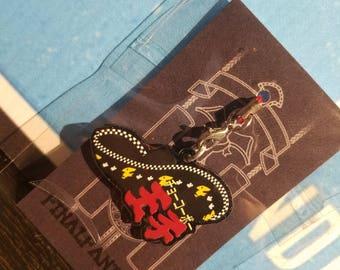 Chocobo Prince Sombrero Acryllic Charm