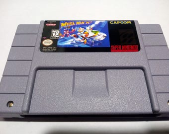 Mega Man X2 SNES (NTSC-US)