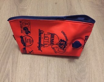 Cosmetic bag, floating wing, culture bag, pencil, pencil, floating wing bag