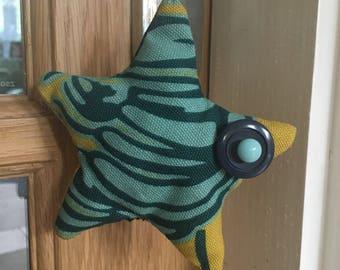 Star door hanger/decoration