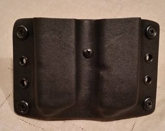 Double Mag Carrier w/ adjustable retention
