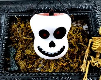 Bone Head, Cherry Lemonade Scented Dunker Bath Bomb With Quartz Crystal Wand!