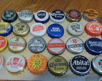 Beer Cap key ring