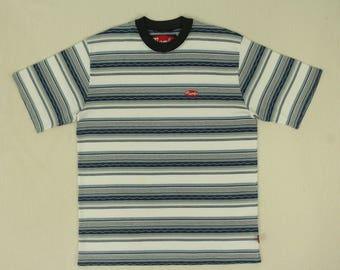 Mambo T Shirt Vintage Mambo T Shirt Mambo Striped T Shirt Cotton/Polyester T Shirt Made in Australia