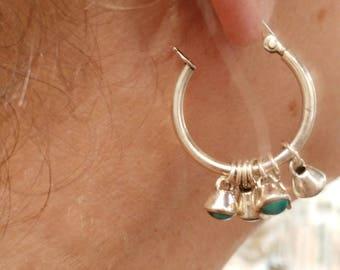 Turquoise's Earrings