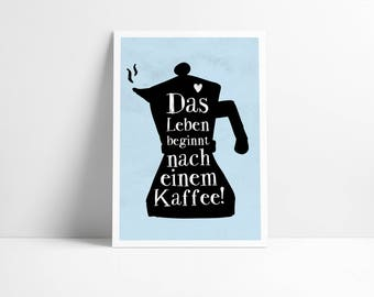 Poster / coffee