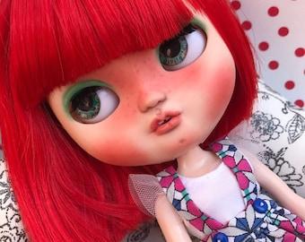 OOAK doll. Custom doll. Custom doll