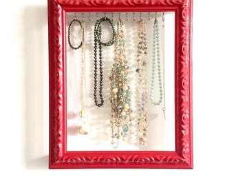Jewelry Organizer, Necklace Hanger, Jewelry Holder, Jewelry Display