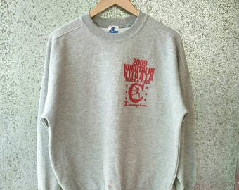 Champion Products sweatshirt 2009 Kokutalin Nigata Track & Field edition