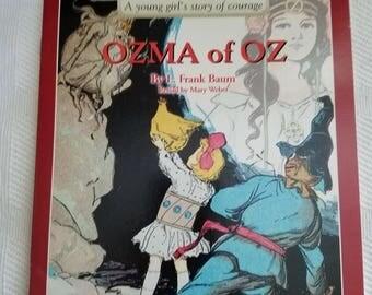 Ozma of Oz  (A retelling)