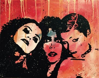 Rocky Horror Picture Show (Print)