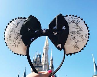 Signature Mickey Ears