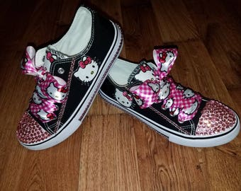Cute comfy Hello Kitty sneakers
