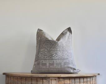 18x18  The Clayba Authentic Batik Pillow Cover