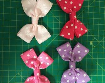 Pokerdot double bow