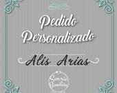 Custom order -ALIS