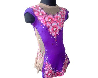 SALE - !NEW! Leotard for rhythmic gymnastics