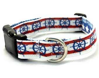 Captain's Wheel Collar