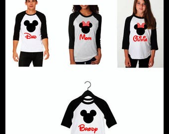 Disney Shirts On Sale Disney Vacation Shirts Disney cruise Shirts  Mickey Shirts  Custom Disney Shirts  Personalized Disney Shirts