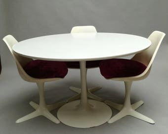 1960s Arkana Dining Set