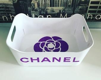Storage acrylic box