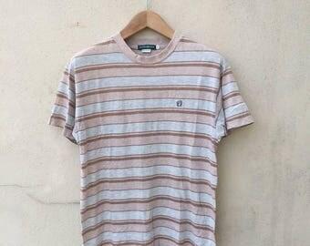 Vintage Hang Ten Stripe Tshirt