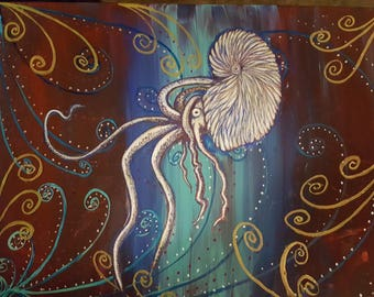 Argonaut Octopus