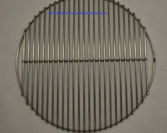 "20.63"" Round BBQ Stainless Lower Cooking Grill Grate- KG 85041 Weber replacement"