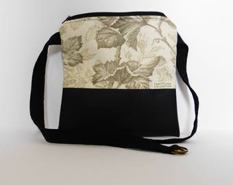 Fanny Pack // Tan Maple Leaf Print // True Leaf Collection