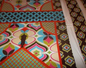Fabulous Fashion Tote Panel Cotton Fabric #108