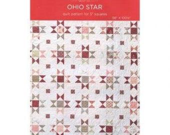 MSQC Ohio Star Quilt Pattern