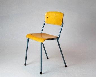 Marko  kids chair 60's Schoolchair